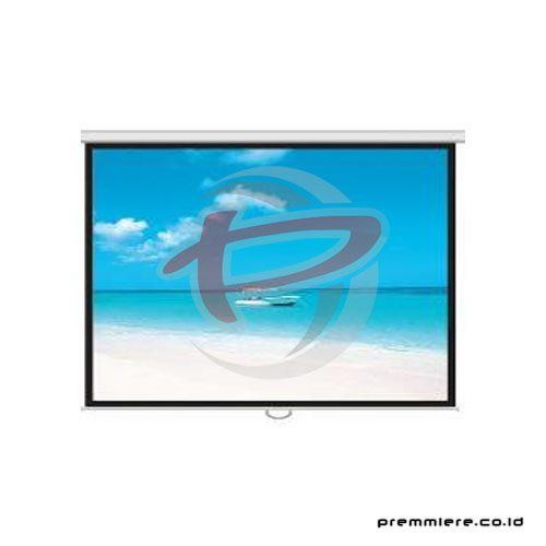 "Screen Projector Manual 120"" [MAS-3030]"
